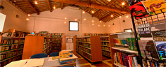 Immagine del virtual tour 'Sistema Bibliotecario '